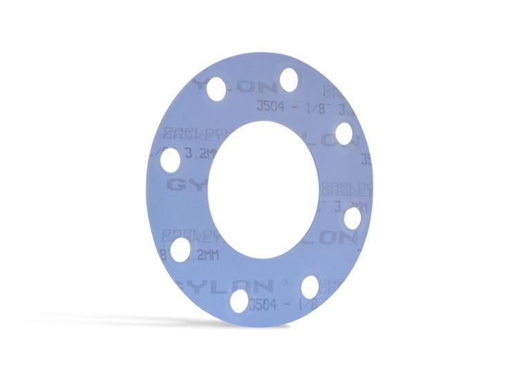 Garlock GYLON® Style 3504 PTFE with Aluminosilicate Microspheres Gasket