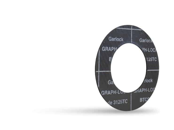 Garlock GRAPH-LOCK® Style 3125 Flexible Graphite Gaskets