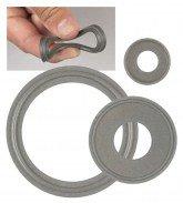 Rubber Fab TUF-STEEL® Gaskets